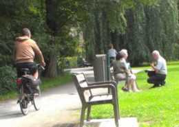 Antwerp parks mapping